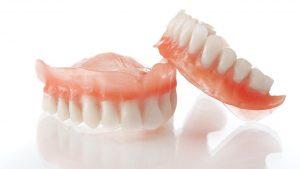 proteza dentara elastica